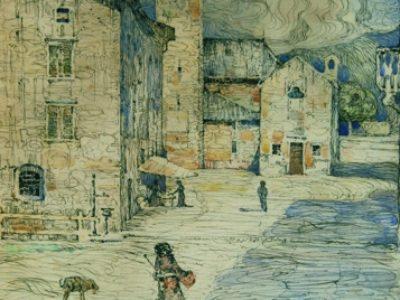 Piazza rustica