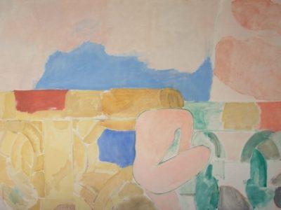 La terrazza, 1974-75