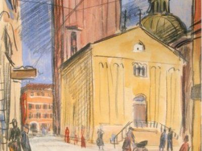 Il Battistero del Duomo