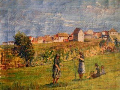 Villaggio a Tambre