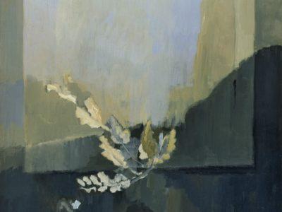 La luna, la quercia, la tavolozza, 1982