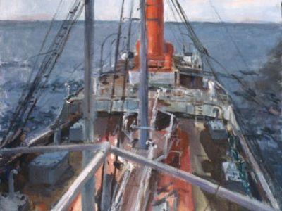 """Il """"Marghera"""" nel Mar di Marmara"""